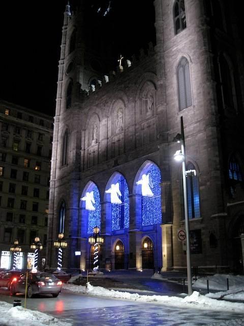 Notre Dame de Montreal